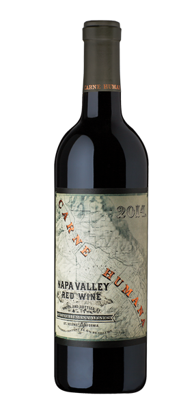 2014 Carne Humana Napa Valley Red Wine bottle shot