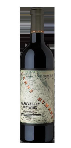 2014 Carne Humana Napa Valley Red Wine bottle shot
