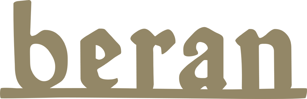 Beran logo gold
