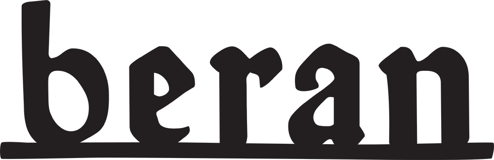 Beran logo dark
