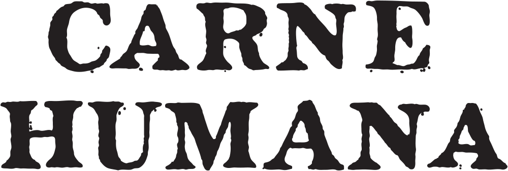 Carne Humana logo vertical