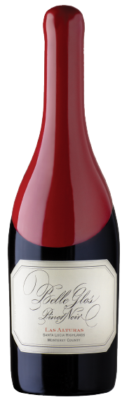 Belle Glos Las Alturas pinot noir bottle shot