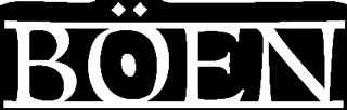 Böen logo light