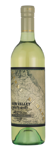 2015 Carne Humana Napa Valley White Wine bottle shot