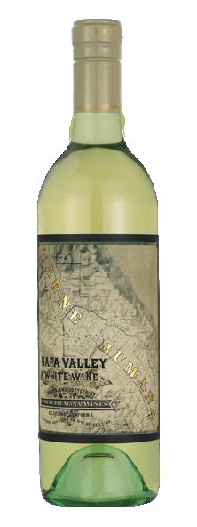 2015 Carne Humana Napa Valley White Wine bottle shot