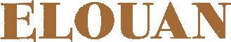 Elouan logo gold