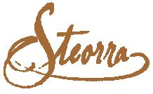 Steorra logo gold